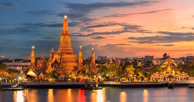 10 Kota Wisata Paling Sering Dikunjungi Turis