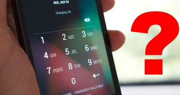 5 Cara Paling Mudah Dan Cepat Membuka Password HP Android