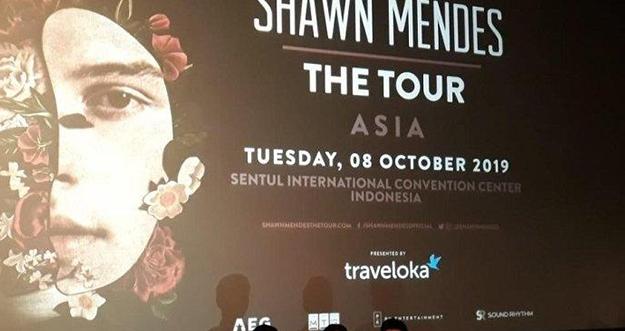 Harga Tiket Konser Shawn Mendes Di Jakarta
