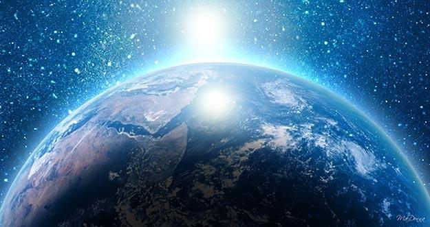 7 Bukti Bahwa Bumi Itu Tidak Datar