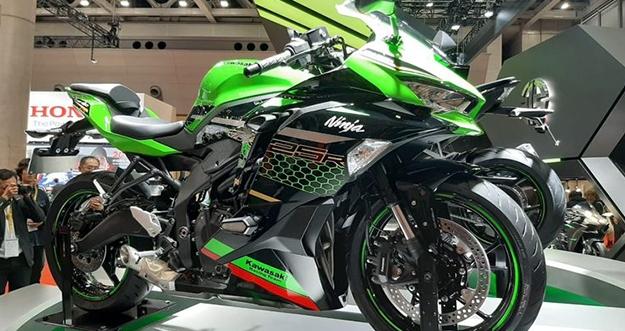 Kawasaki Ninja 250 4-Silinder Resmi Dirilis Di Tokyo Motor Show 2019
