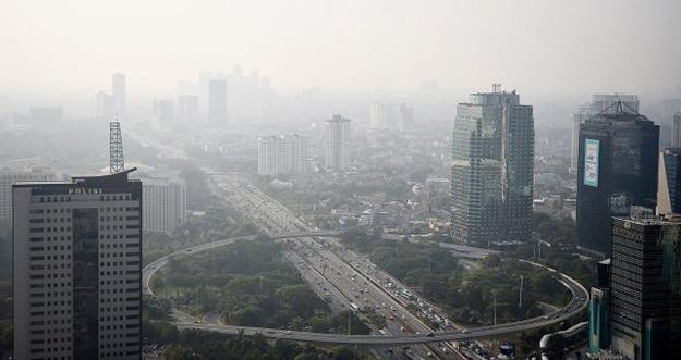 Penjelasan Udara di DKI Jakarta Bisa Masuk Kota Paling Berpolusi di Dunia