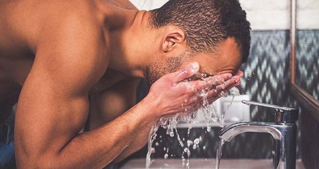 6 Cara Merawat Kulit Wajah Pria