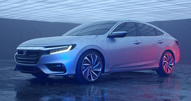 Sedan Hibrida Terbaru Honda Siap Meluncur