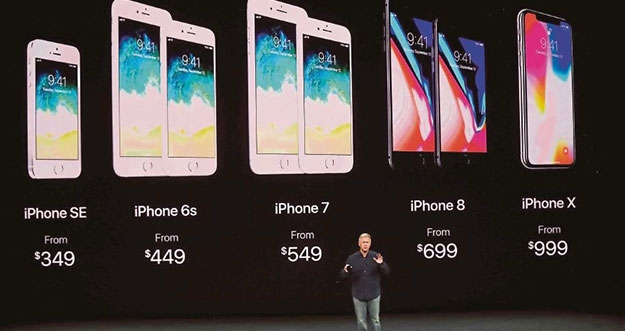 Kenapa Saham Apple Jatuh Setelah Mengumumkan iPhone X?