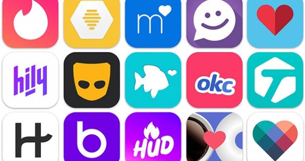 10 Aplikasi Kencan Paling Populer