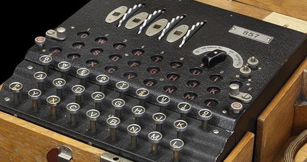 Mengenal Lebih Jauh Enigma, Mesin Cerdas Milik Jerman