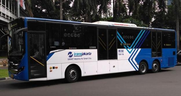Dua Rute Bus Transjakarta Yang Baru Dibuka