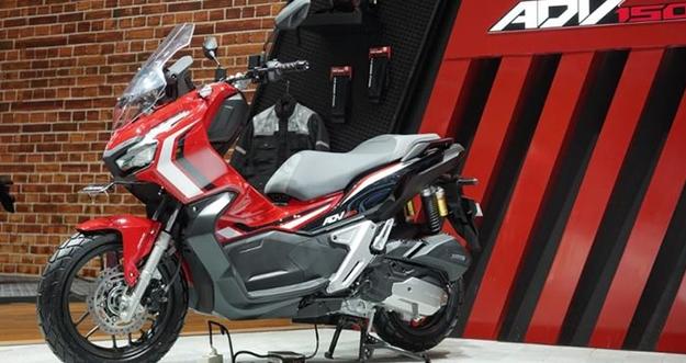 Honda Adv Siap Mengancam PCX dan Nmax