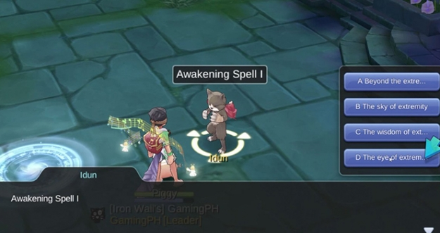 Awaken Ritual Quest (Glast Heim) in Ragnarok M: Eternal Love