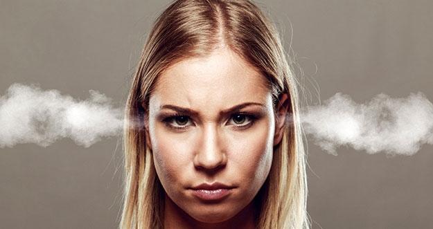 Kenapa Perempuan Mudah Marah Saat Haid