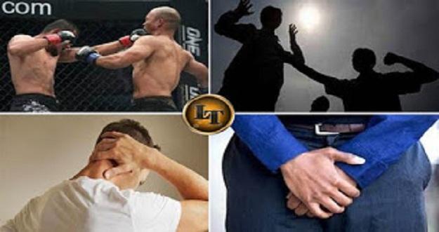 7 Bagian Tubuh Yang Berbahaya Bila Dipukul
