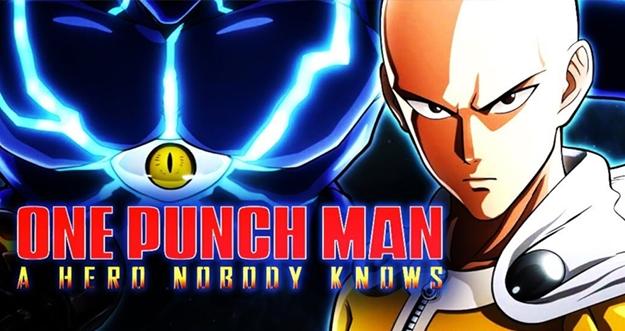 Game Baru Keluaran Bandai, One Punch Man