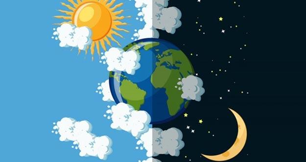 Hal Yang Akan Terjadi Bila Bumi Berubah Arah Rotasi