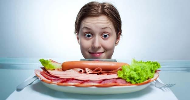 4 Penyebab Meningkatnya Nafsu Makan