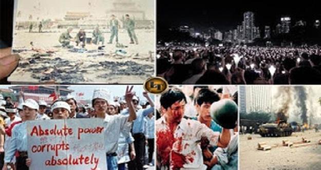 Fakta Demonstrasi Tiananmen  Yang Terjadi Di Cina