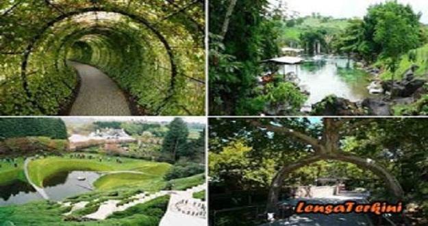 6 Taman Aneh Namun Menakjubkan di Dunia
