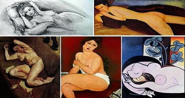 10 Lukisan Vulgar Termahal Di Dunia