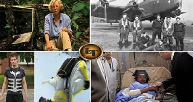 7 Kisah Orang Yang Selamat Setelah Jatuh Dari Pesawat