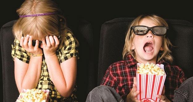 Seberapa Buruk Menonton Film Horror Untuk Anak?