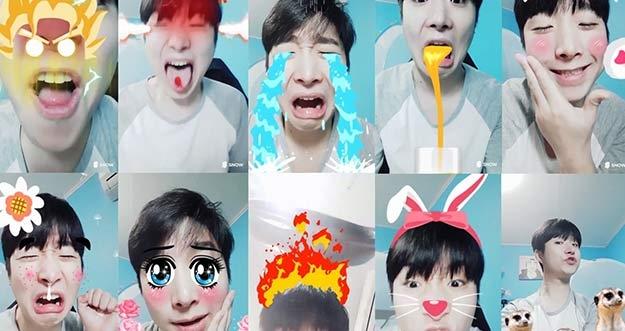 Aplikasi Selfie Populer Di Korea Selatan