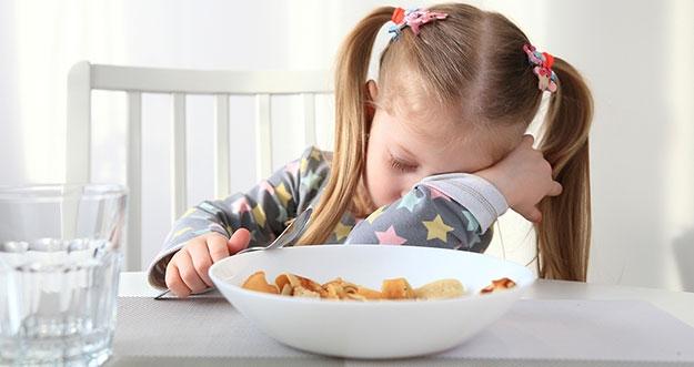 6 Alasan Anak Tidak Mau Makan