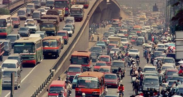 Kota Di Indonesia Yang Termasuk Dalam Kota Termacet Dunia