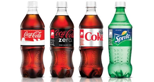 Asal Mula Warna Pada Coca-Cola dan Sprite