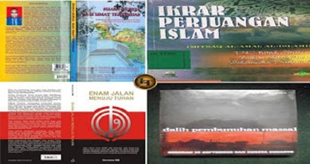 5 Buku Sesat Yang Pernah Beredar Di Indonesia