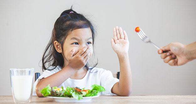9 Penyebab Anak Tak Mau Makan
