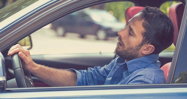 Tips Agar Tak Tidur Saat Berkendara