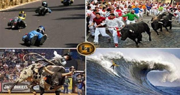 5 Olahraga Yang Bisa Membunuhmu Dengan Mudah