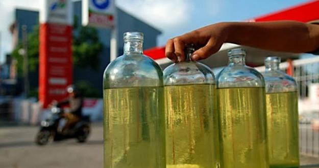 Bahaya Menghirup Bau Bensin Untuk Kesehatan