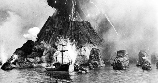 10 Letusan Gunung Berapi Terdahsyat Sepanjang Sejarah
