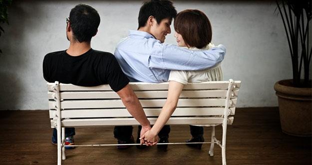 Tempat Paling Umum Untuk Selingkuh