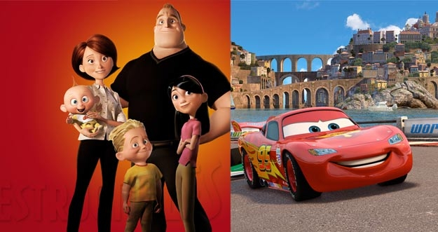 Pixar Siap Menggarap The Incredibles 2 dan Cars 3