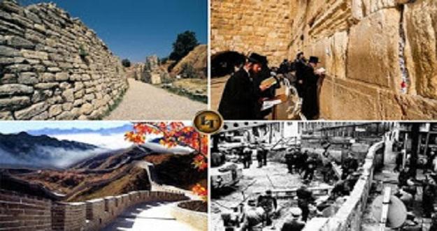 4 Tembok Kuno Bersejarah Di Dunia
