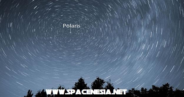 Seluk Beluk Tentang Polaris, Bintang Yang Tidak Pernah Bergerak
