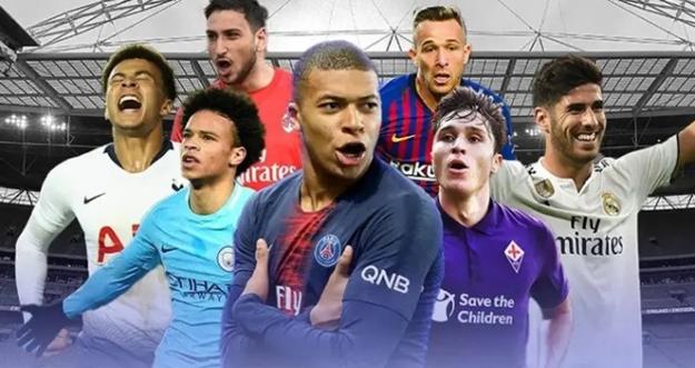 10 Pemain Muda Sepakbola Calon Bintang