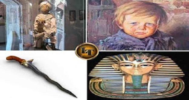 4 Benda Seni Paling Terkutuk di Dunia