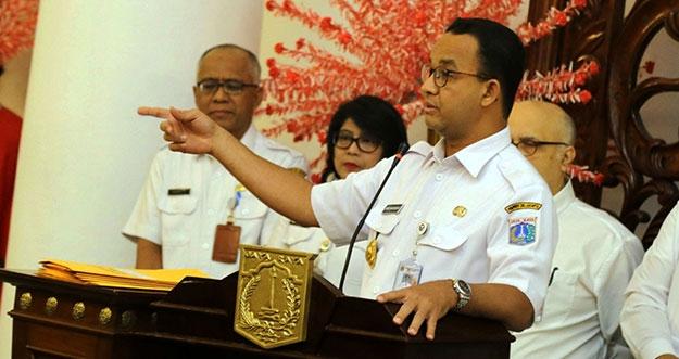 Pemprov Tutup Sekolah Jakarta Dua Minggu Per Senin