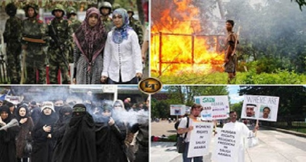 4 Negara Yang Menekan Kebebasan Beragama Bagi Kaum Minoritas