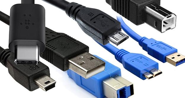 Beda USB Type dan Micro USB