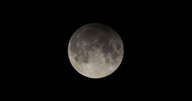 Fenomena Gerhana Bulan Penumbra 11 Januari 2020