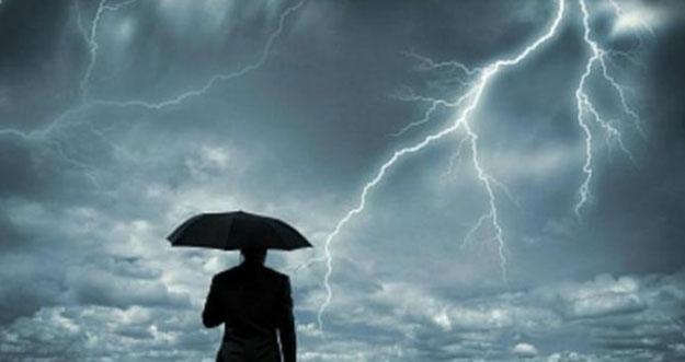 Jakarta Berpeluang Diguyur Hujan Dan Petir