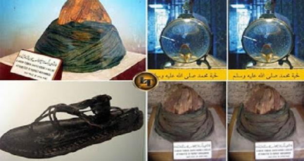 10 Benda Peninggalan Nabi Muhammad Yang Tak Kamu Ketahui