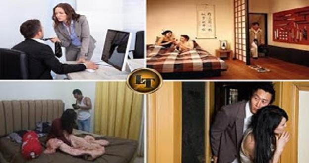 4 Tempat Favorit Orang Untuk Selingkuh