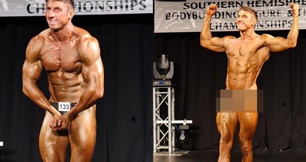 Bodybuilder Buta Yang Menginspirasi Banyak Orang