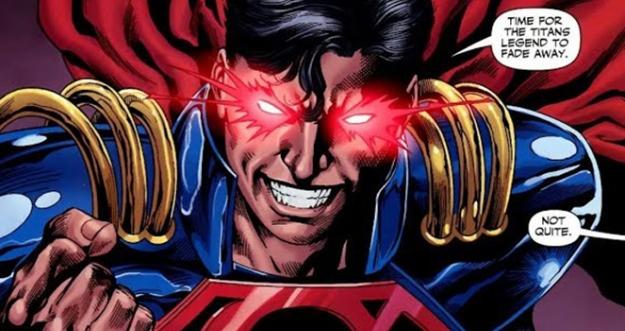 10 Superhero Yang Berubah Menjadi Jahat