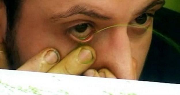 Leandro Granato, Seniman Yang Melukis Dengan Mata
